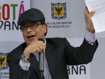 Primero de enero  inicia  recolección de firmas para revocar a Gustavo Petro