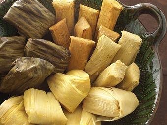 Tamales, dentro de los platos preferidos para la comida en este fin de año