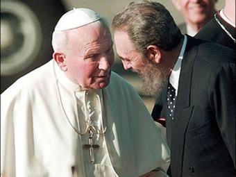 Hace 51 años Fidel Castro fue excomulgado por Juan XXIII