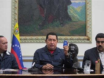 Oposición venezolana denuncia pelea entre Maduro y Cabello por el poder