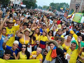 Las 21 razones por las que Colombia es el país más feliz del mundo: The Huffington Post