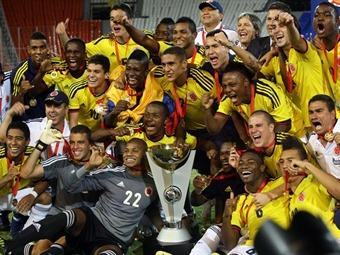 Colombia, tricampeón suramericano de fútbol sub 20
