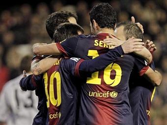 Barcelona sigue siendo el mejor del mundo y Millonarios, el mejor de Colombia