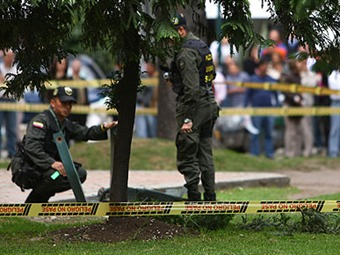 Desactivado explosivo entre Valle y Cauca
