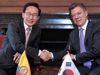 TLC entre Colombia y Corea atenta contra la economía y el empleo: centrales obreras