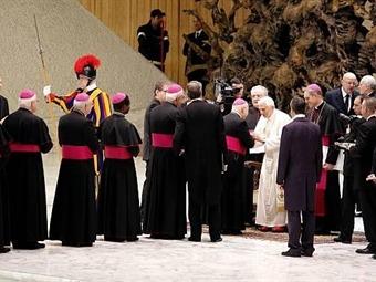 ABC del cónclave en el que se elegirá el sucesor de Benedicto