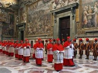 Cardenales se reúnen hoy para preparar el cónclave en el que se elegirá papa