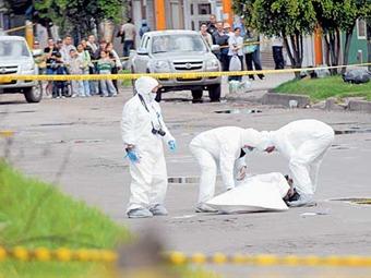 En febrero se redujo la tasa de homicidio en Bogotá en un 14%