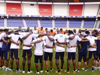 Hoy viaja la Selección Colombia a Puerto Ordaz para enfrentar el martes a Venezuela
