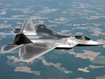 EE.UU. envió aviones de combate F-22 a Corea del Sur tras escalada de amenazas del Norte