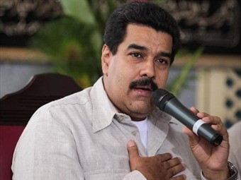 """Maduro dice que Chávez se apareció en forma de """"pajarito chiquitico"""" y lo bendijo"""
