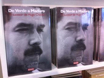 Primera biografía política y no oficial de Nicolás Maduro en la FILBo