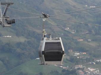 En 2015, Ciudad Bolívar y San Cristóbal tendrían cable aéreo