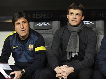 Tito Vilanova seguirá siendo el técnico de Barcelona en la próxima temporada