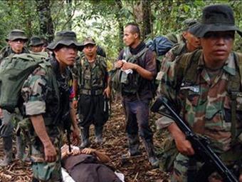 Combate deja cuatro guerrilleros de las Farc muertos en Caquetá