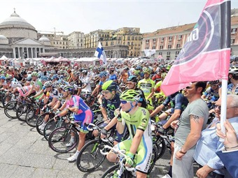 Clasificaciones del Giro de Italia 2013