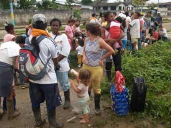 Fallo de tutela ordenó incluir como víctimas a 18 familias desplazadas por las 'bacrim'