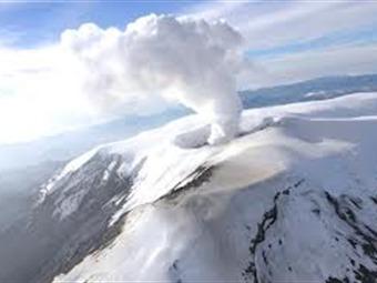 Seis volcanes y nevados de Colombia están en nivel de actividad amarillo