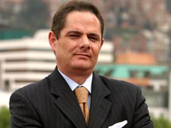Renuncia el ministro de Vivienda, Germán Vargas Lleras