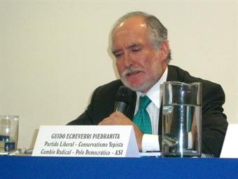 Presentan recurso de revisión al fallo que ratificó nulidad en elección de Guido Echeverri