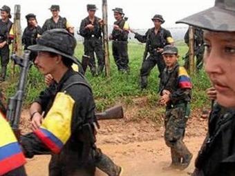 Con armas de palo las Farc están obligando a menores a enfrentar al Ejército en Putumayo
