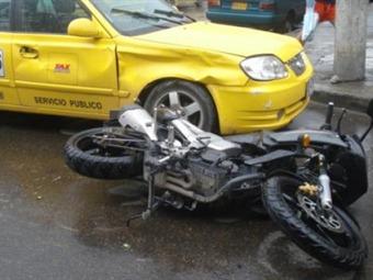 Índice de muertes por accidentes de tránsito cayó en Bogotá