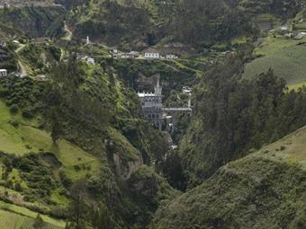 Muere un menor en zona rural de Pasto al rodar a un abismo