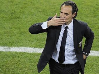 Italia ha estudiado a México para su debut en Copa, dice técnico Prandelli