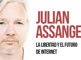 Estado se ha convertido en el espía universal: Julián Assange