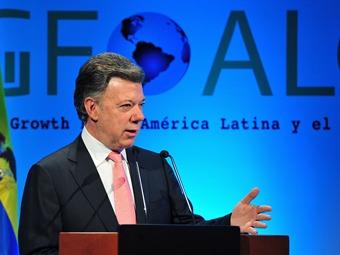 Santos insta al Congreso a aprobar reforma a la salud en las próximas horas