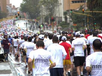 Media Maratón de Bogotá ingresa a la Carrera de las Naciones 2013