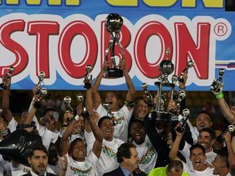 Atlético Nacional es el nuevo campeón del fútbol colombiano
