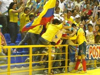 Colombia ganó el oro en el Fútbol de Salón de los Juegos Mundiales