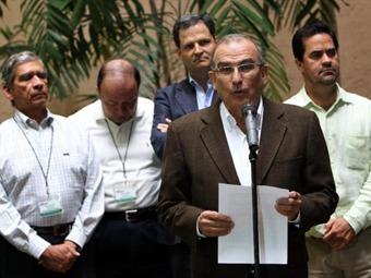 Extienden por tres días más nuevo ciclo de negociaciones con las Farc en La Habana