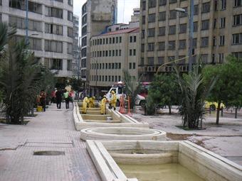 En La Candelaria, empresas públicas y privadas se unen para recuperar el eje ambiental