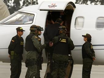 EE.UU. pide 17 colombianos en extradición