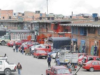 Aumenta ingreso de alimentos a Corabastos, pero hay escases en supermercados