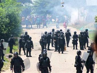 ONU exige a la Policía moderar uso de la fuerza durante protestas de paro agrario