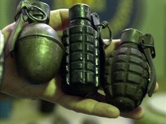 Ejército halla arsenal del Eln con minas antipersona en Norte de Santander
