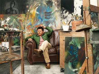 Jacanamijoy, el artista indígena más reconocido de Colombia, en retrospectiva