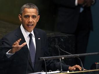 Obama se centrará en Siria y Oriente Medio en su visita a Asamblea de la ONU