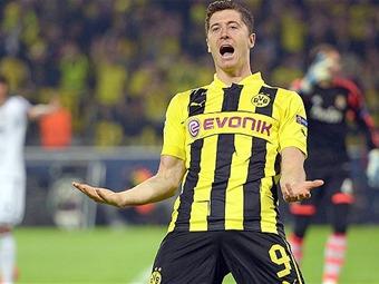 Lewandowski cree que jugará con el Bayern Múnich en 2014