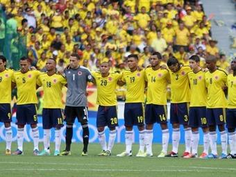 Selección colombiana pide que camisas de fútbol no sean uniformes de batalla