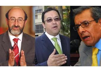 La batalla de tres llaneros solitarios de la política