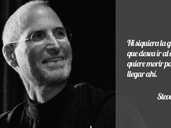 Quince frases célebres de Steve Jobs