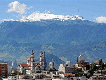 Expertos reportaron cinco sismos en el volcán nevado del Ruíz