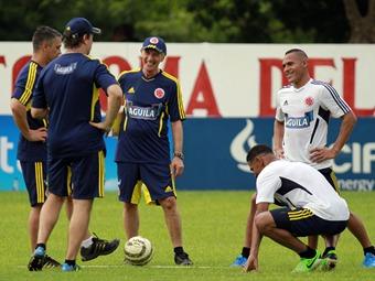 Pékerman reconoce que Colombia está en las puertas del Mundial 2014