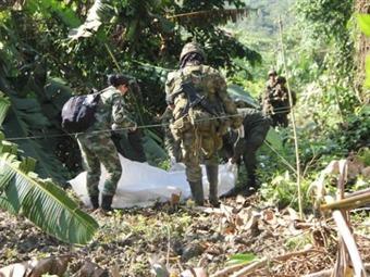 Cuatro soldados muertos en enfrentamiento con las Farc en Arauca