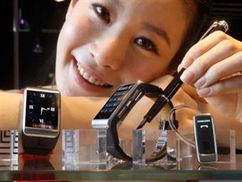 Llega hoy a Colombia el reloj de Samsung