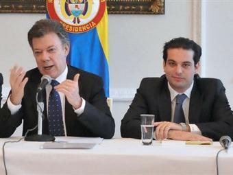 Partido Liberal ratificó su apoyo a posible reelección de Santos
